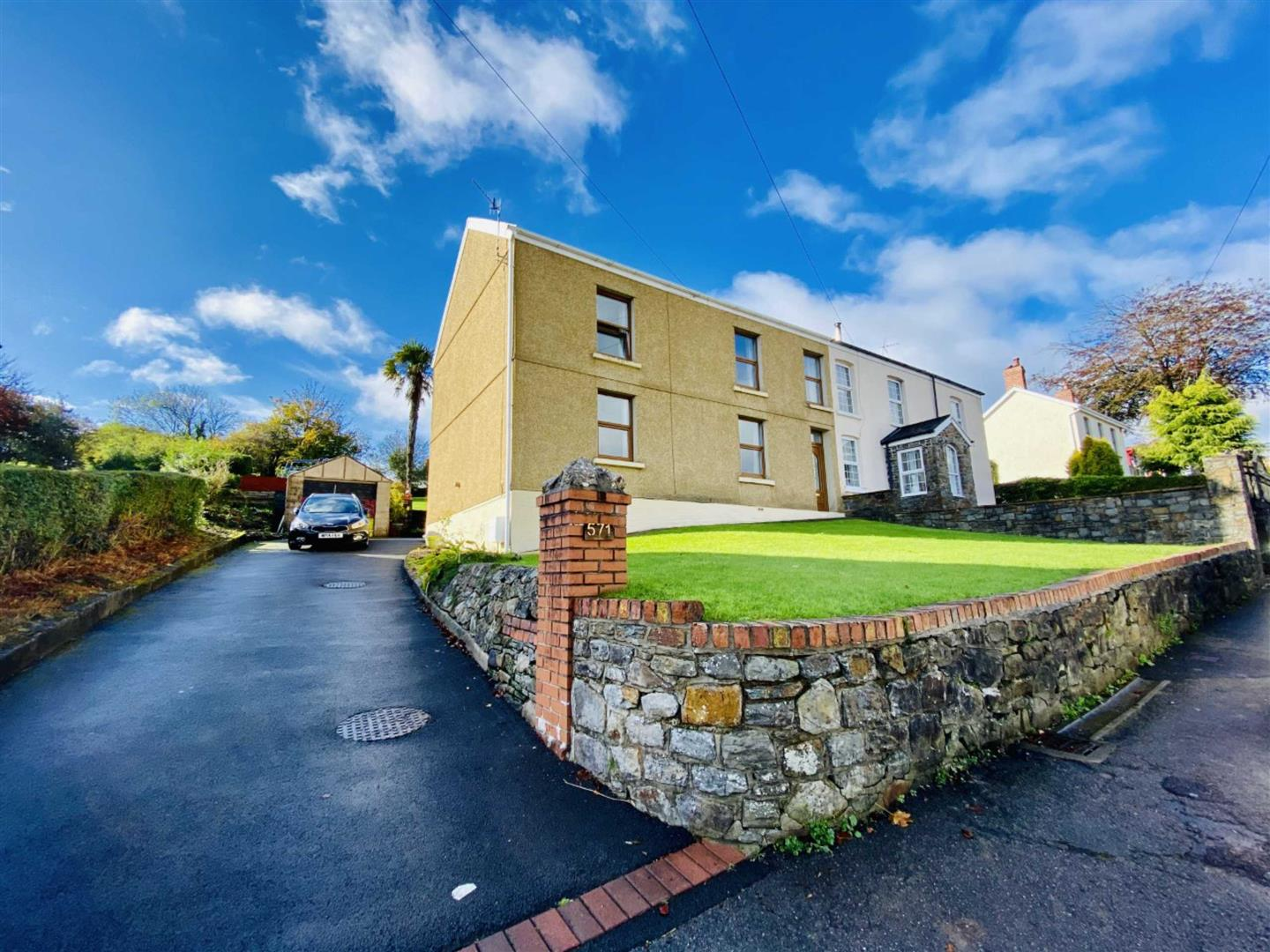Gower Road, Upper Killay, Swansea, SA2 7DR